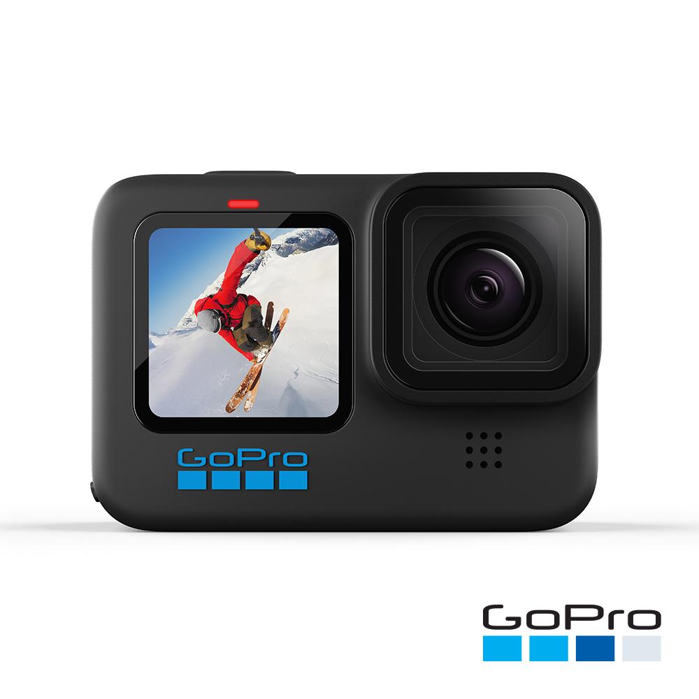 GoPro-HERO10 Black全方位運動攝影機(CHDHX-101-RW)