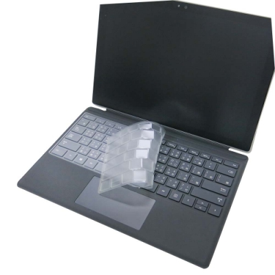 EZstick Microsoft Surface Pro 7 奈米銀抗菌TPU鍵盤膜