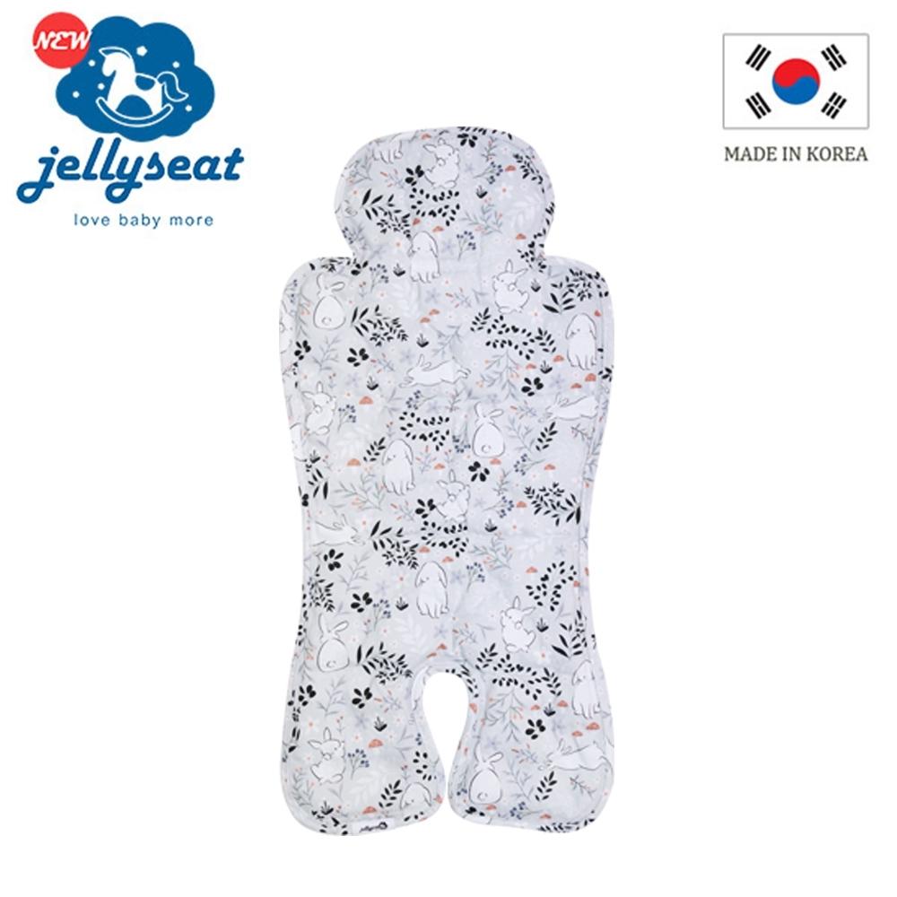 【韓國Jellyseat 】 2020獨家微顆粒酷涼珠有機棉酷涼墊 (共4款可選)