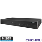 奇巧 H.265 16路800萬DTV 2160P台製iCATCH遠端雙硬碟款監控錄影主機