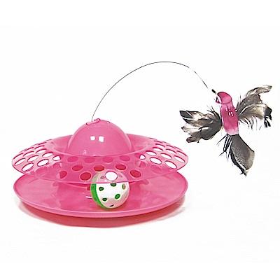 MDOBI摩多比-小鳥飛 三合一電動貓玩具(內附電池+二色可選)