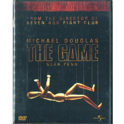 致命遊戲 The Game DVD