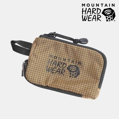 【Mountain Hardwear】Mountain Dual Wallet 日系防潑水零錢包 金棕 #OE3156