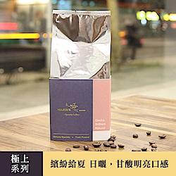 【哈亞極品咖啡】極上系列-繽紛給夏日曬咖啡豆(300g)
