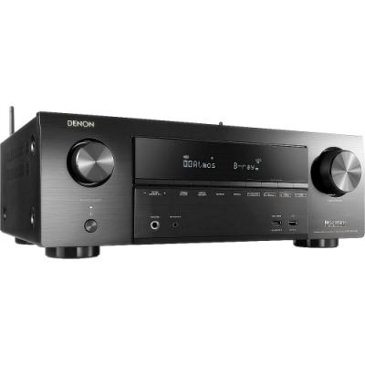Denon AVR-X1600H 7.2聲道4K超高清影音擴大機
