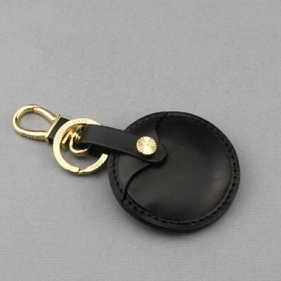 J II 黑色-gogoro鑰匙皮套-OMC