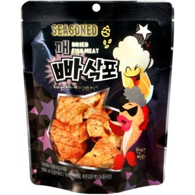 MYUNG SUNG 香酥魚餅乾-芝麻風味(30g)