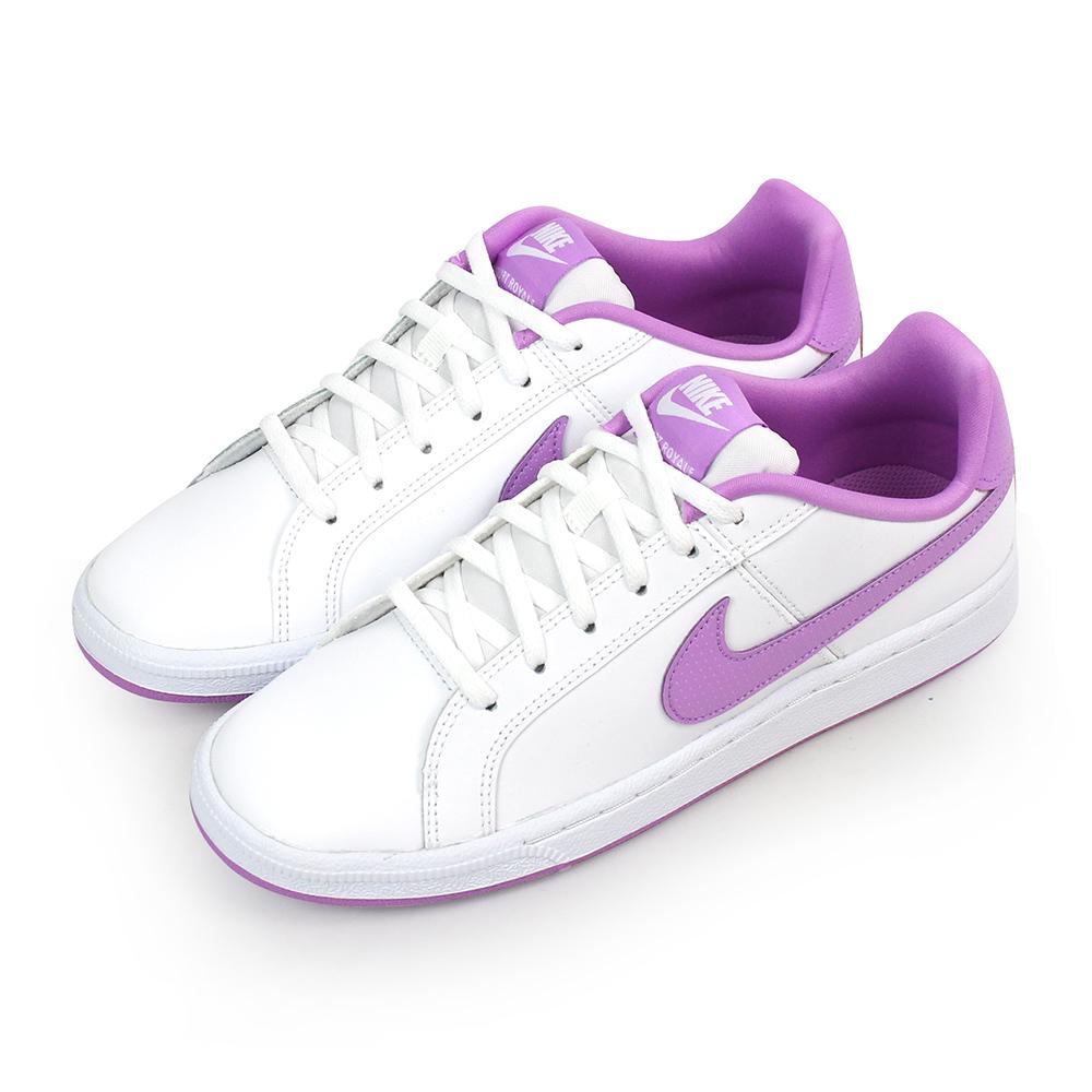Nike 經典復古鞋 COURT ROYALE (GS) 女鞋 | 休閒鞋 |