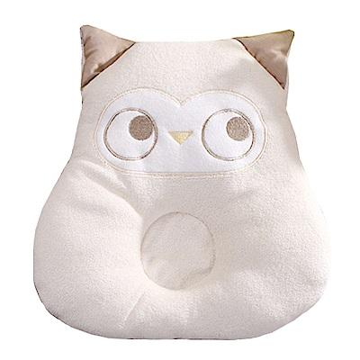 有機棉嬰兒護頭凹枕 b0062 魔法Baby