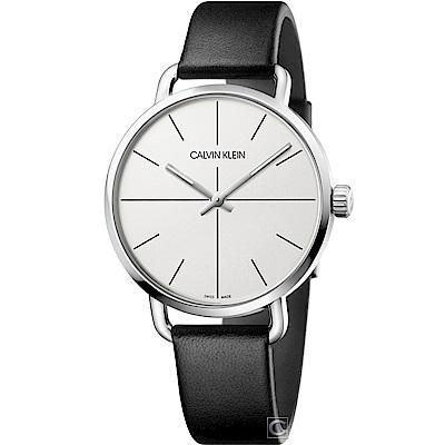 Calvin Klein K7B even 超然時尚腕錶(K7B211CY)-42mm