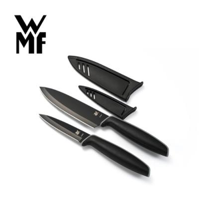 德國WMF TOUCH 不鏽鋼蔬果刀(附刀套)(9CM/13CM)-二入組(快)