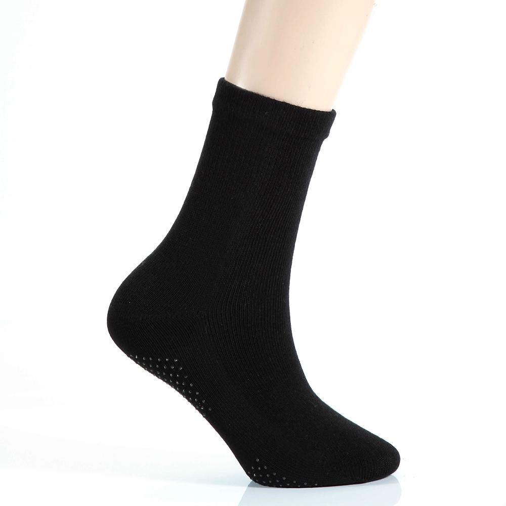 A.S.O 康護系列-極度舒適襪 黑