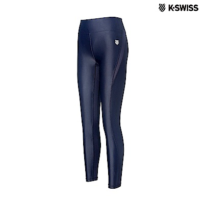 K-Swiss Performance Leggings運動壓力褲-女-黑