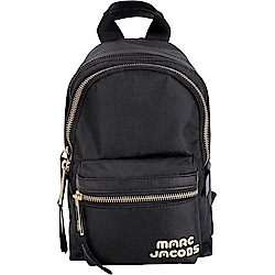 MARC JACOBS Trek Pack 輕質高性能尼龍後背包(小/黑色)