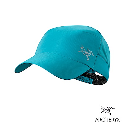 Arcteryx 始祖鳥 透氣遮陽帽 冰河綠