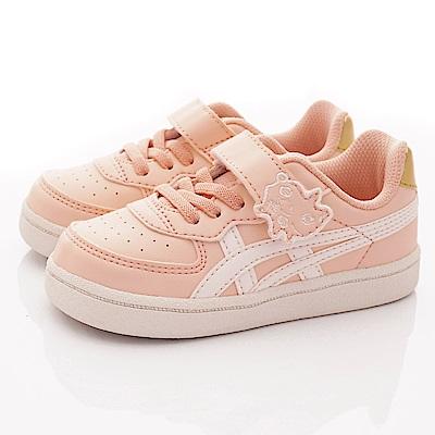 asics競速童鞋 Tiger系列-經典護足款 036粉橘(寶寶段)