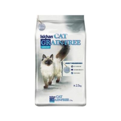 成吉思汗 All New Iskhan 無榖成貓專用配方 CAT GRAIN-FREE 6.5 kg