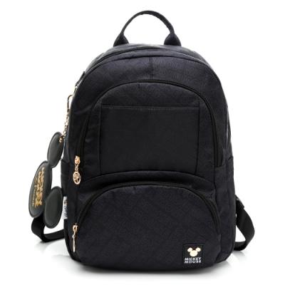 米奇系列 - Arnold Palmer - 後背包 Icon系列 - 黑色