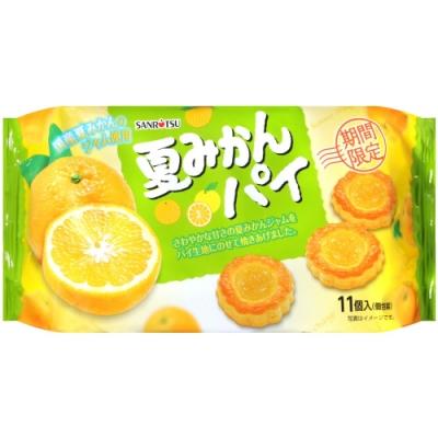 三立製果 夏蜜柑果醬風味派(82.5g)