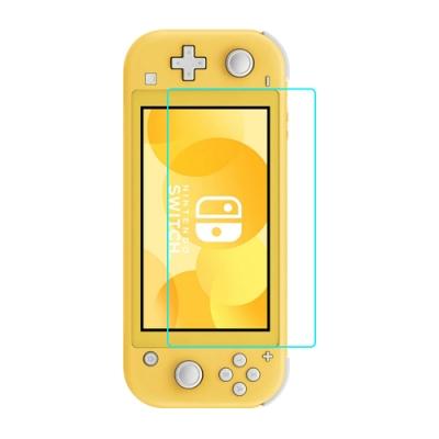 Nintendo 任天堂 Switch Lite 9H鋼化玻璃螢幕保護貼
