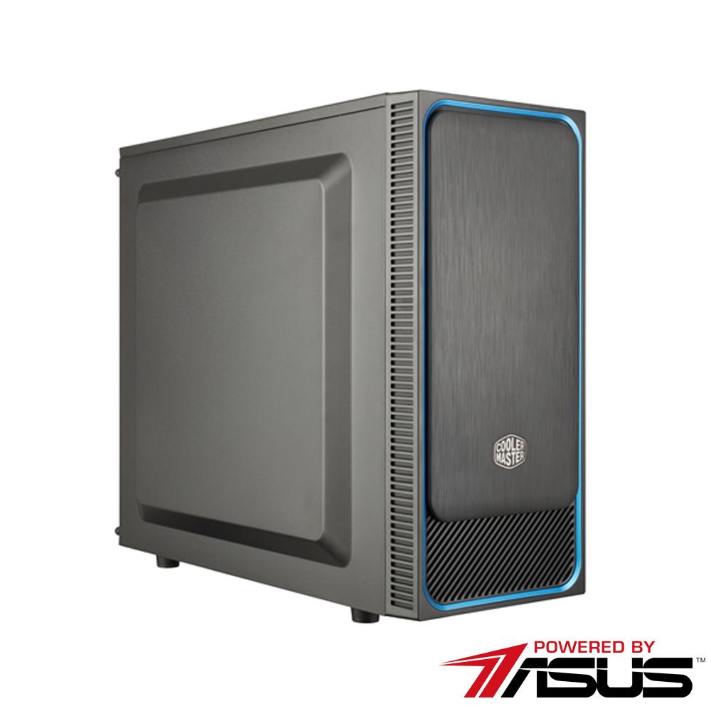 (無卡分期12期)華碩B365平台 [ 風雷戰士]i5六核RTX2060獨顯SSD電玩機