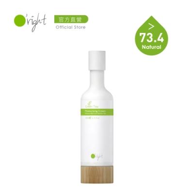 O right 歐萊德   綠茶保濕蜜乳180ml (所有髮質)