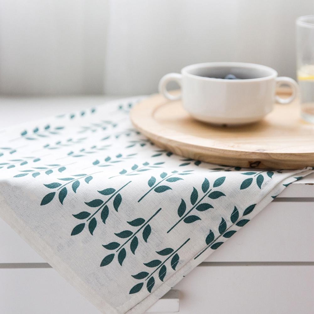 【Cap】日式現代簡約棉麻餐巾餐墊