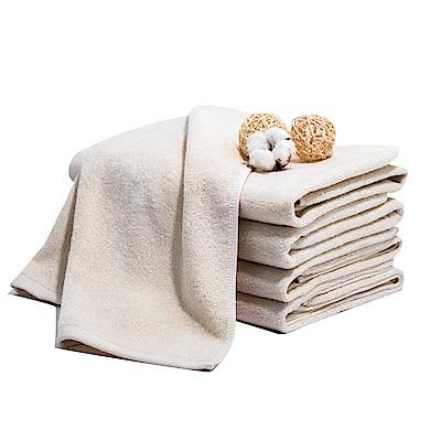 ITAI 100%純棉無染浴巾3入組-經典厚款