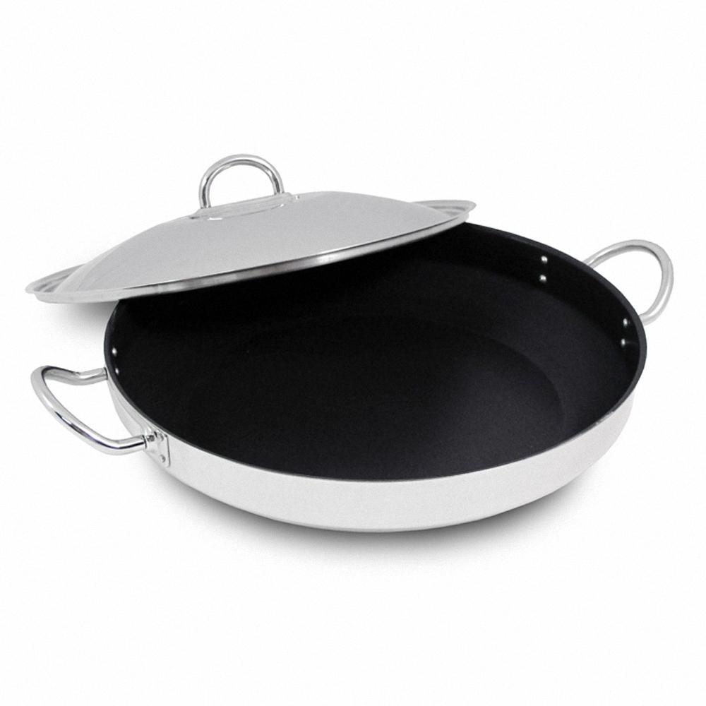 葡萄牙SILAMPOS 西班牙不沾燉飯鍋30cm(附蓋)
