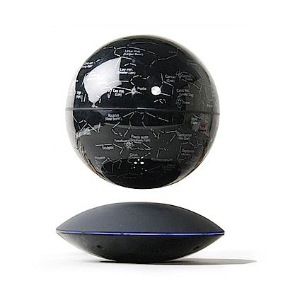 賽先生科學 飄浮地球儀-變色星象款