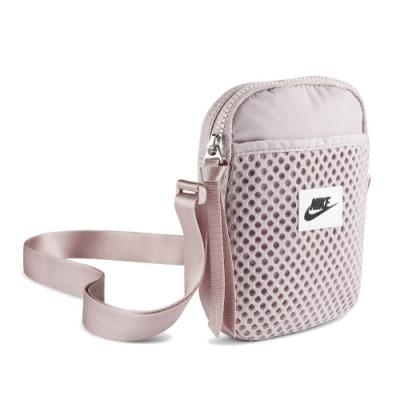 Nike 側背包 Small Items Bag 男女款 外出 輕便 小包 手機包 穿搭推薦 紫 黑 CU2611516