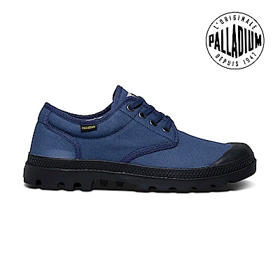 Palladium Pampa OX ORIGINALE慢跑鞋-男-藍