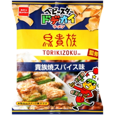OYATSU 超大點心麵[辣味燒烤風味](66g)