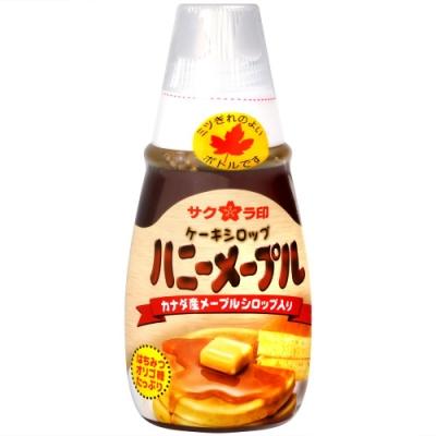 加藤美蜂園本舗 美蜂園蜂蜜楓糖漿(125g)