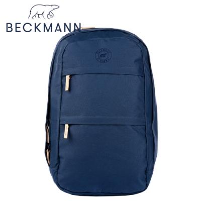 Beckmann-成人護脊後背包Track 32L - 深藍