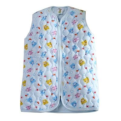 鋪棉背心睡袍 k60776 魔法Baby