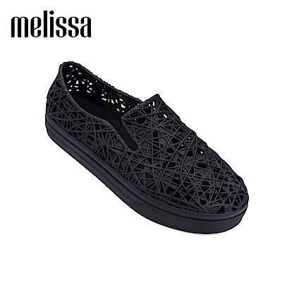 Melissa 經典款 鳥巢鞋-黑色