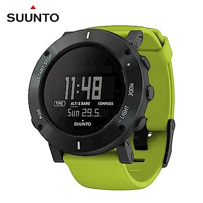 SUUNTO Core Crush 時尚設計戶外功能運動錶