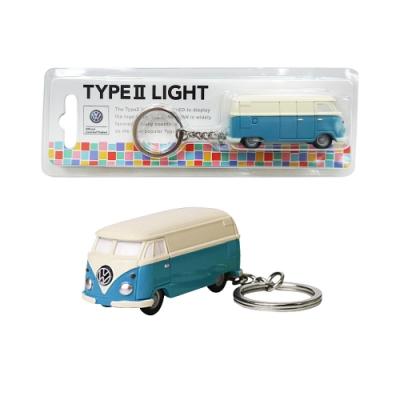 Dreams VW福斯授權LED小巴士鑰匙圈- 藍