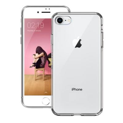 Xdoria for iPhone SE 2020 / SE2  / iPhone8 / iPhone7 刀鋒 Crystal全透明軍規超厚晶透防摔殼