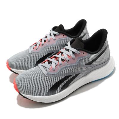 Reebok 慢跑鞋 Floatride Energy 女鞋 輕量 透氣 舒適 避震 路跑 健身 灰 黑 FX8653