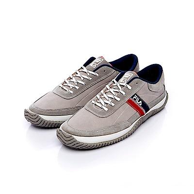 FILA Urban Casual 男款休閒鞋-灰 1-C607S-431
