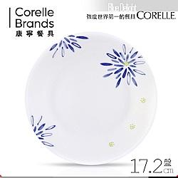 美國康寧 CORELLE 藍色喜悅6吋平盤