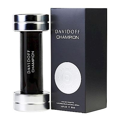 Davidoff 大衛杜夫 Champion 王者風範男性淡香水 90ml
