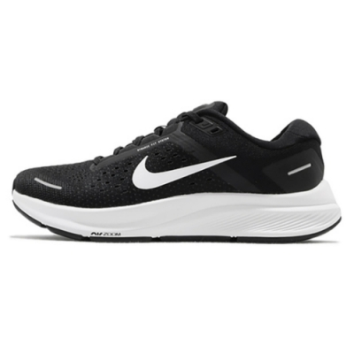 Nike Air Zoom Structure 23 女 慢跑鞋 黑-CZ6721001