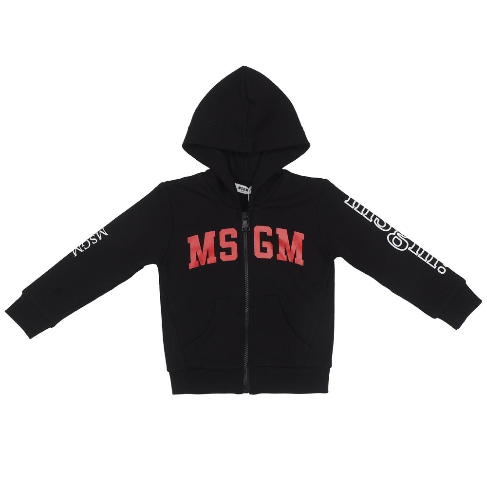 MSGM Baby黑色Logo外套(童)