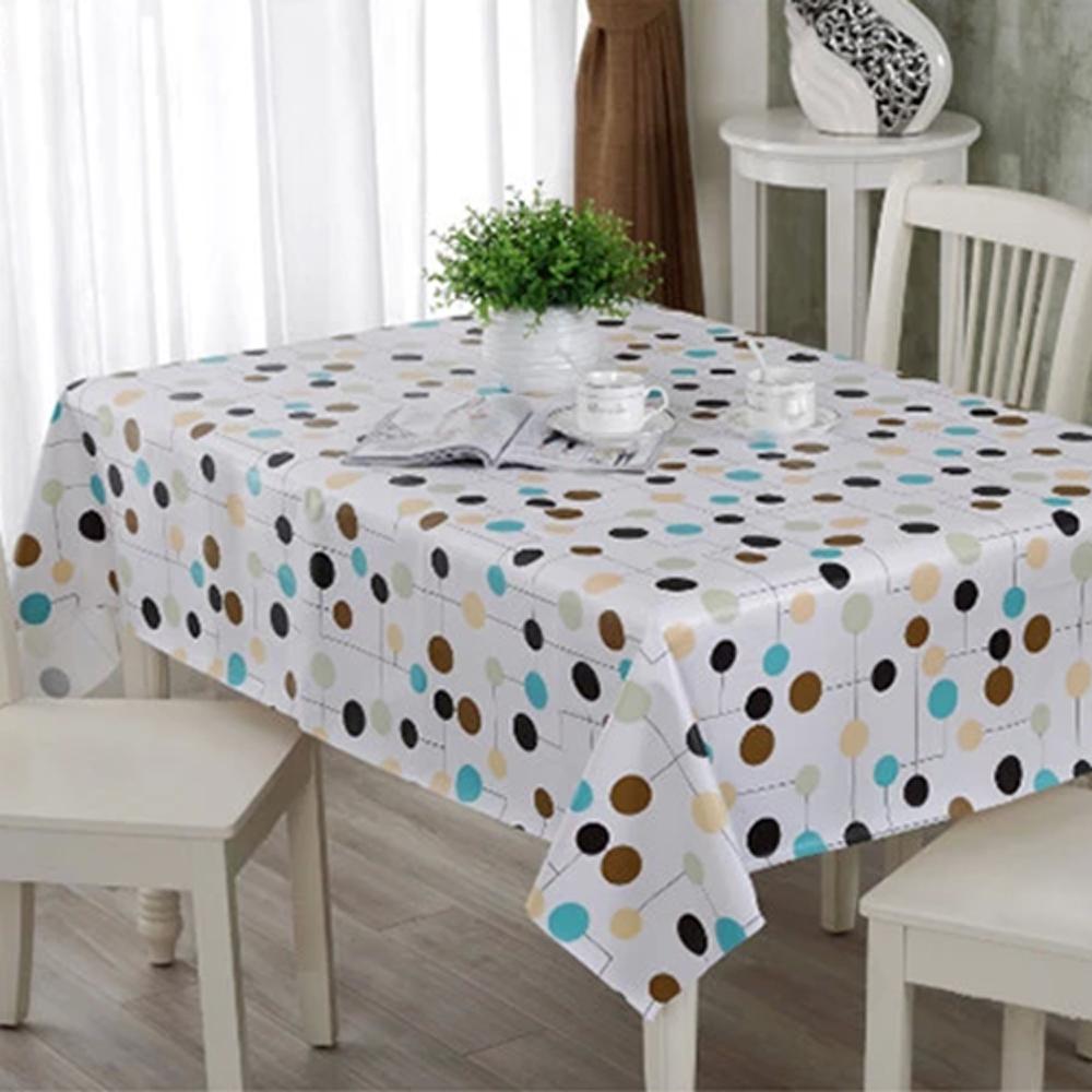 Conalife 時尚環保防油防水萬用桌巾 (超值2入組)