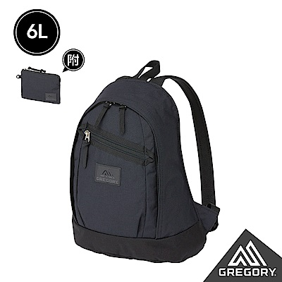 Gregory 6L LADYBIRD BACKPACK XS 後背包 黑