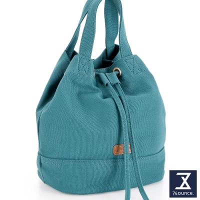 74盎司 Canvas帆布水桶包[LG-912-CA-W]湖水藍