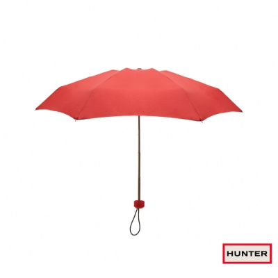 HUNTER - 迷你摺疊傘 - 紅